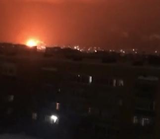 В Ухте прогремел мощный взрыв на территории нефтеперерабатывающего завода