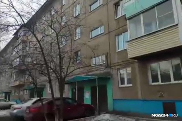 Женщина убила ребенка и покончила с собой в Красноярске