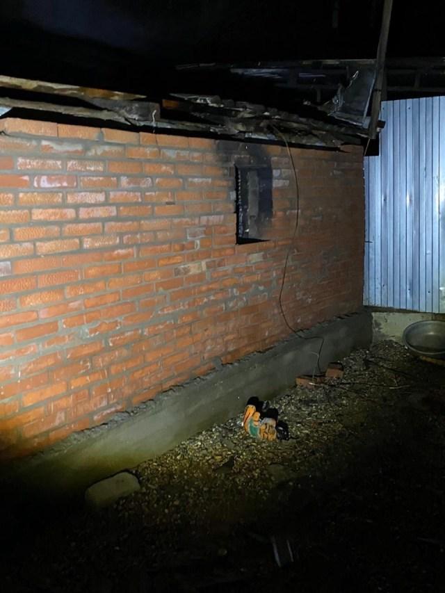 Из-за шалости ребенка сгорел дом и погибли люди на Ставрополье
