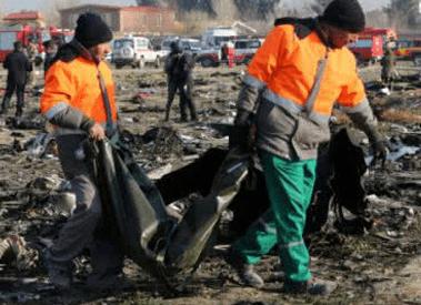 Иран предложил семьям украинцев, погибших в сбитом Boeing, по $80 тыс