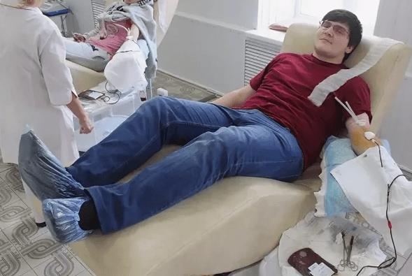 Пятигорский филиал краевой станции переливания крови работает в штатном режиме