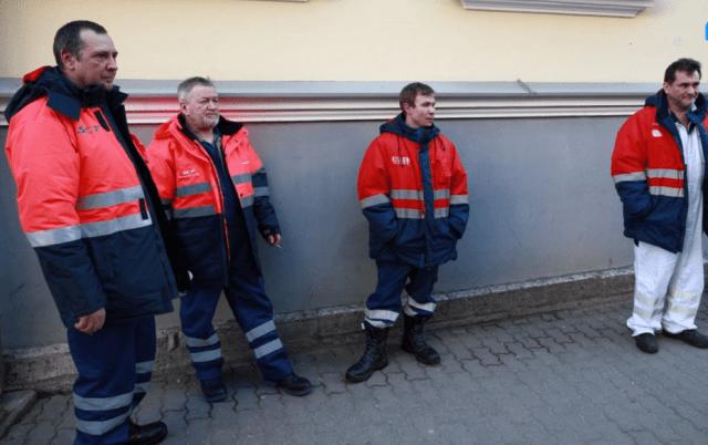 Санкт-Петербуржский рыболовецкий траулер затонул у берегов Эстонии