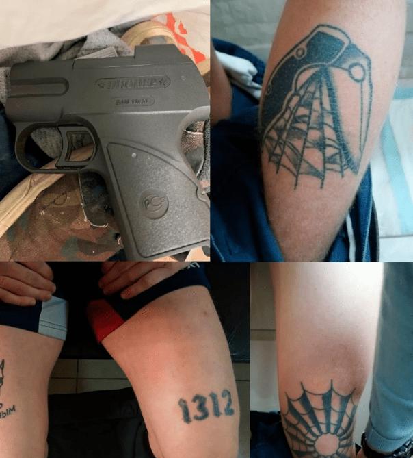 Воспитанник военно-патриотического клуба выстрелил мигранту в лицо