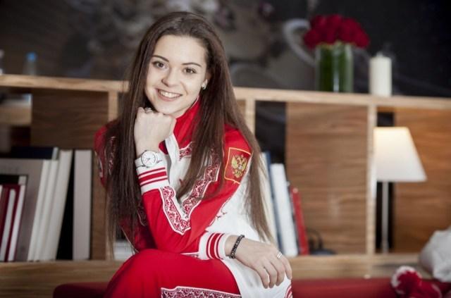 Спортсменка Аделина Сотникова  попала в больницу в Москве