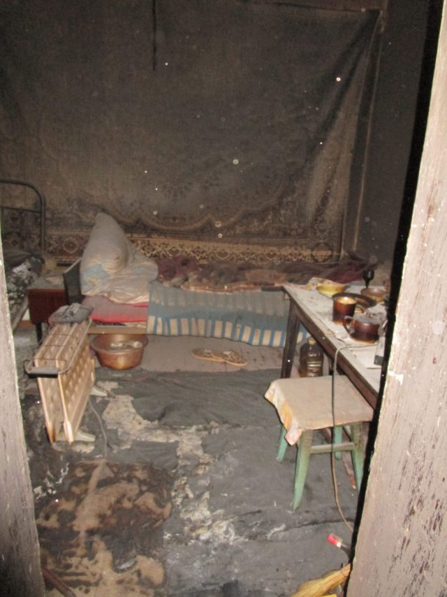 Двое пожилых мужчин погибли в пожаре на Ставрополье