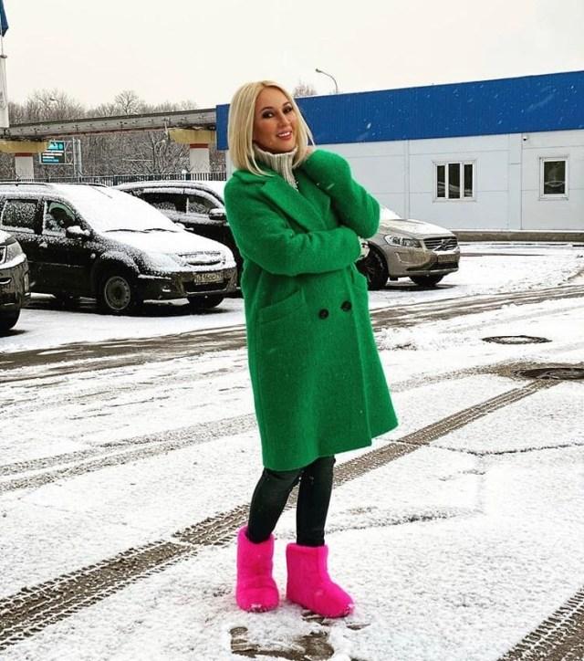 Лера Кудрявцева родила дочь после третьей попытки ЭКО
