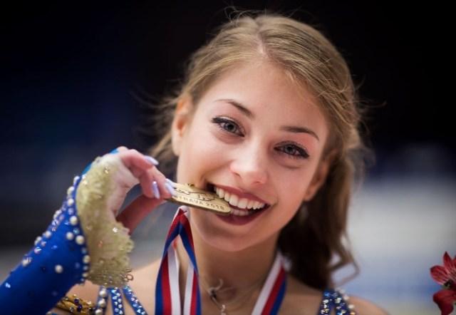 Алена Косторная стала лучшей спортсменкой России