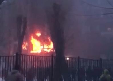 Взрыв произошел в жилом доме в Магнитогорске