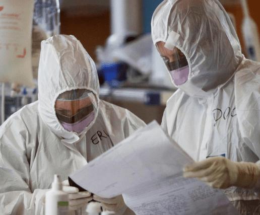 Хроники коронавируса за 28 марта 2020 г