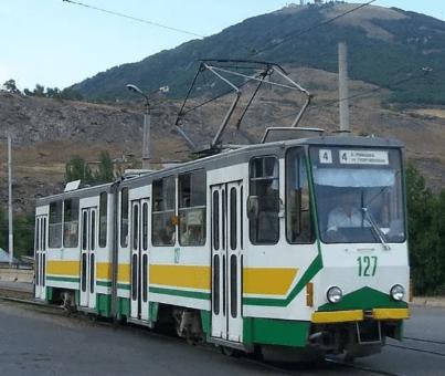 В Пятигорске резко сокращают количество трамваев с 31 марта