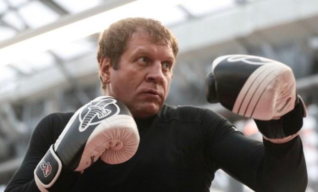 Александр Емельяненко назвал Рамзана Кадырова своим тренером