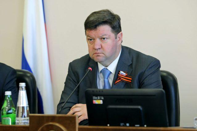 Краевые парламентарии в ходе голосования поддержали поправки в Конституцию