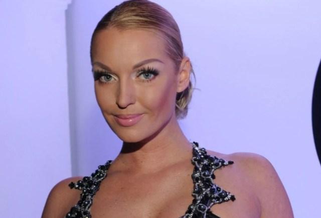 Анастасия Волочкова может отменить свадьбу из-за коронавируса