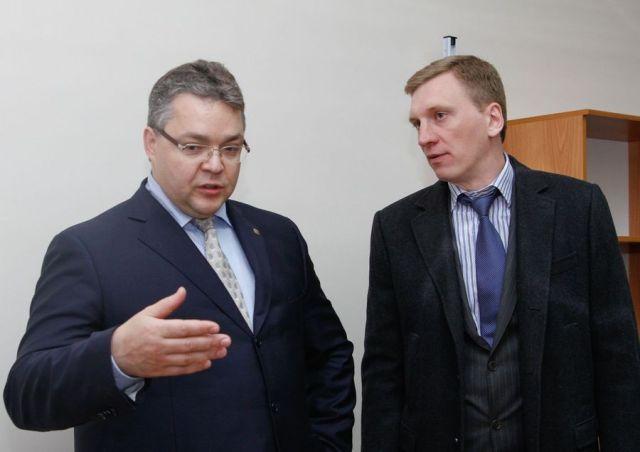 Из-за утраты доверия могут уйти в отставку главы Предгорного района и Ессентуков