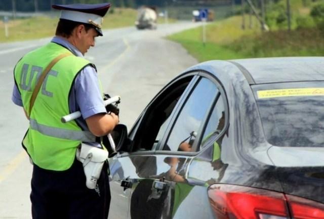 На Ставрополье водитель расплакался перед полицейскими