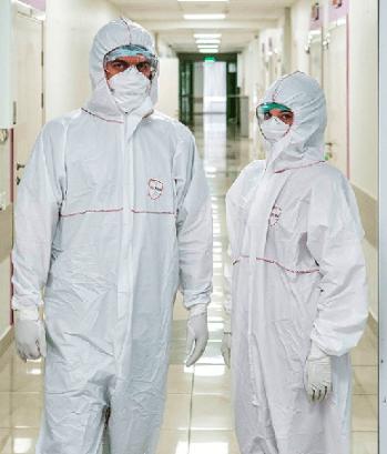 Оперативные данные заболеваемости COVID-19 по СКФО на 9 апреля 2020 г