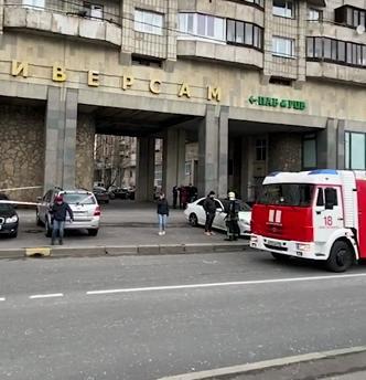 Взрыв газового туристического баллона произошёл в квартире в Санкт-Петербурге