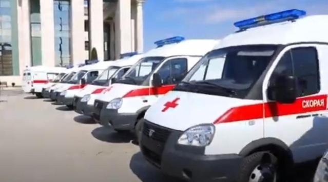 Власти Чечни закупают 30 новых реанимобилей в помощь медикам региональной службы скорой помощи