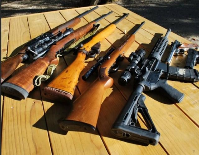 В Пятигорске был задержан продавец оружия