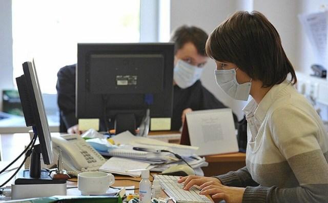 Почти сто сотрудников Банка России больны коронавирусом