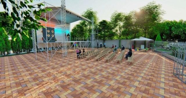 В Ставрополе появится концертная площадка на свежем воздухе