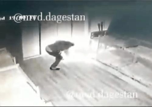 Обвиняемый в поджоге детского сада мужчина разыскивается в Дагестане