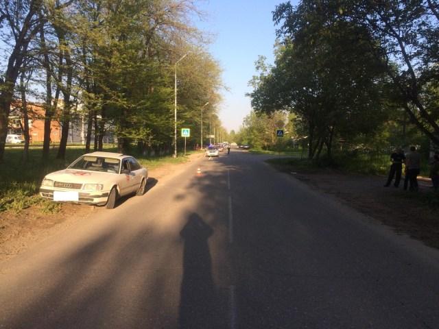 Женщину насмерть сбила «Ауди» в Пятигорске