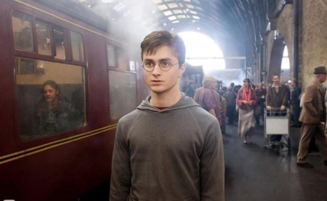 Дэниел Рэдклифф вновь прикоснулся к миру Гарри Поттера