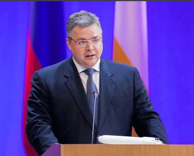На 28 мая запланировано ежегодное послание Губернатора Ставрополья