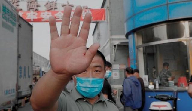 В одном из районов Пекина из-за коронавируса введён «режим военного времени»