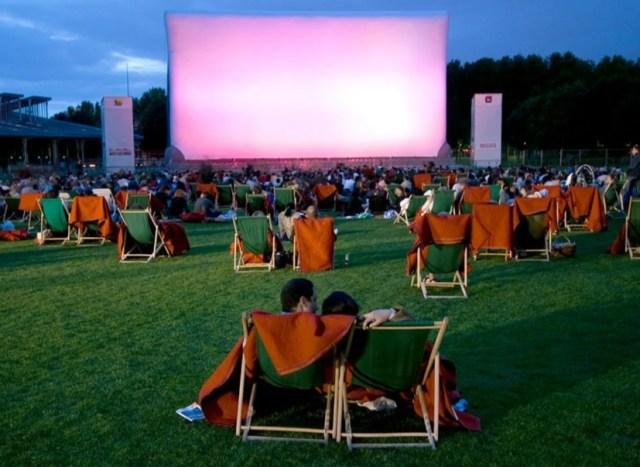 Кино под открытым небом смогут посмотреть жители Ставрополя