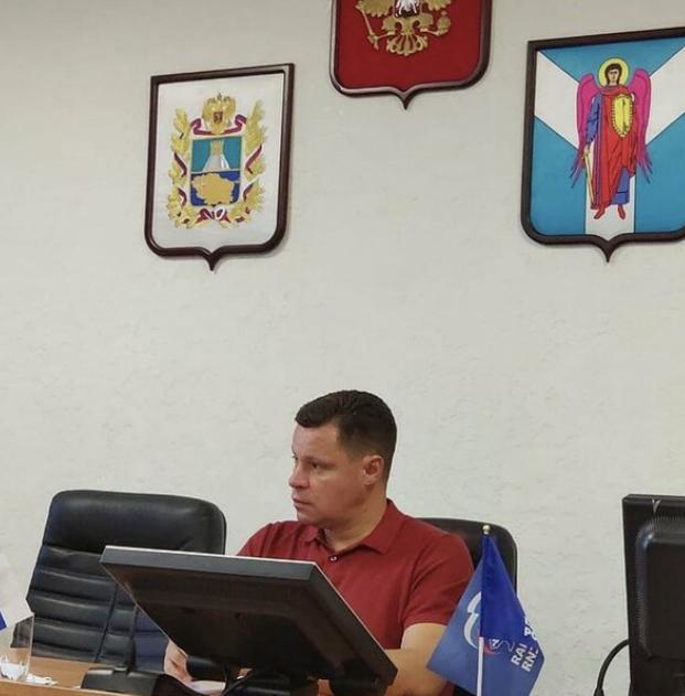 Бывший глава Шпаковского района получил новую должность