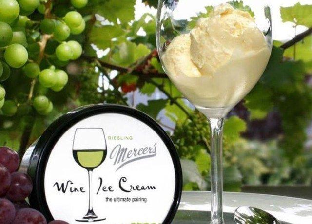 Мороженое четырех сортов из вина появилось в продаже на Кубани