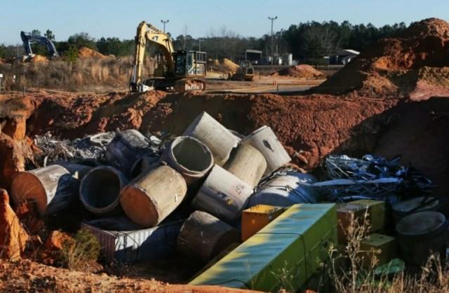Кисловодчанин устроил свалку химотходов в Предгорном районе