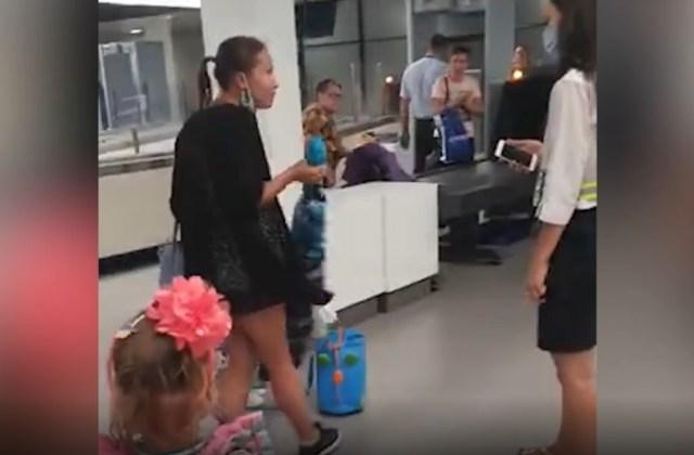 Скандал из – за игрушечного пистолета разгорелся в аэропорту Симферополя
