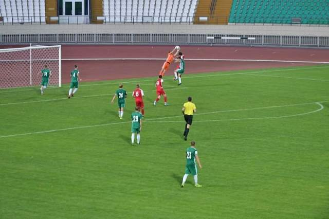 ФК «Машук – КМВ» вничью 1: 1 сыграл в гостевом мачте с ФК «Дружба»