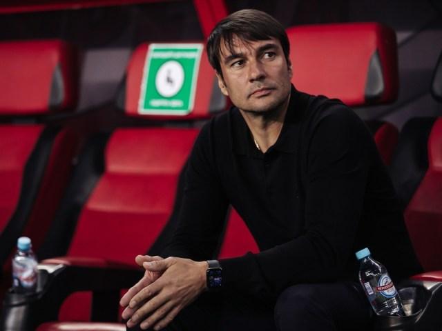 ФК «Химки» отправил в отставку главного тренера