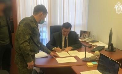 На взятке в 15 млн рублей попался экс - глава Кировского горокруга на Ставрополье