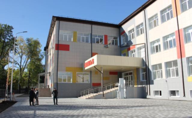 В Кисловодске завершается строительство новой школы № 16