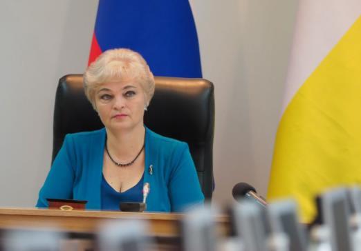 Состоялся суд на бывшим зампредом правительства Ставрополья Ириной Кувалдиной