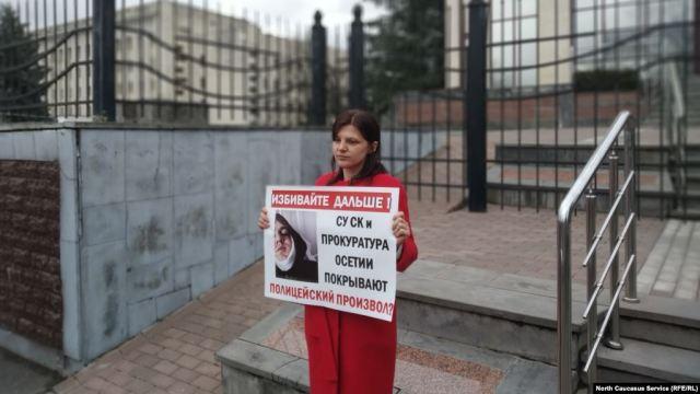 Президенту России записала обращение сестра избитого мужчины в Моздоке