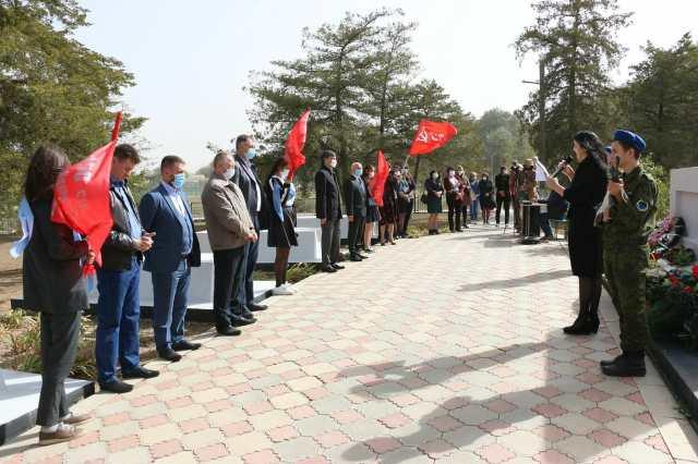 Память защитников Кавказа почтил первый вице-спикер краевой Думы