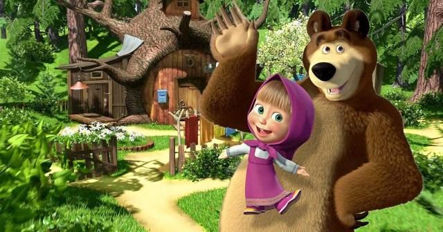 Мультсериал «Маша и медведь» может получить международную премию