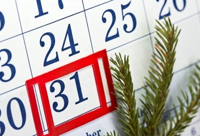 31 декабря будет выходным днем на Ставрополье
