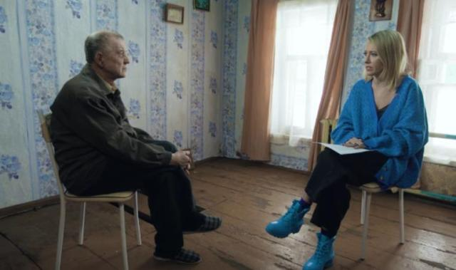 Ксения Собчак утверждает, что не платила денег скопинскому маньяку