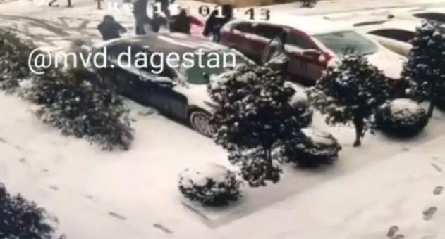 В Дагестане задержаны участники перестрелки
