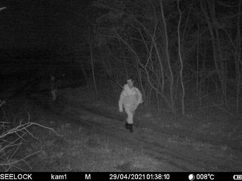 Мужчины с оружием пробрались на оленью ферму на Ставрополье