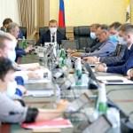 Парламентарии Думы Ставрополья обсудили реализацию нацпроектов в сфере сельского хозяйства и природопользования