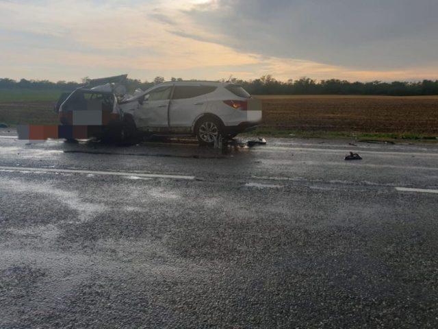 Трое жителей Ставрополья погибли в страшном ДТП