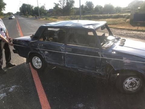 Нетрезвый водитель устроил ДТП с подростком на Ставрополье